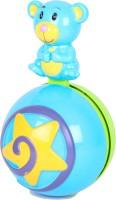 Skykidz Mitashi Roly-Poly Musical Ball (Multicolor)