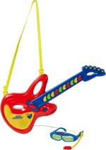 Hamleys Musical Instruments & Toys Hamleys Electronic Guitar and Glasses
