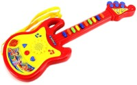 Tickles Musical Guitar (Red, Yellow)