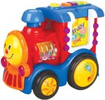 Mee Mee Musical Instruments & Toys Mee Mee Study Card Car