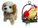A R ENTERPRISES Musical Instruments & Toys A R ENTERPRISES JUMPING DOG WITH TALKING PARROT