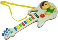 Parteet Musical Guitar For Kids (Multicolor)