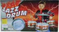 Dseal Jazz Drum For Kids (Red)