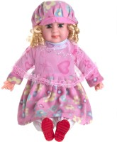Atc Toys 5 Music Doll Multi Color-Pink (Pink)