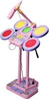 Buddy Fun Electronic Junior Jazz Drum Beat Set (Pink)