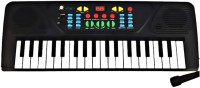 Shree Ji Enterprises 37 Keys Musical Electronic Piano Keyboard (Black)