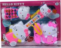 Scrazy Cute Hello Kitty Musical Kit (Multicolor)