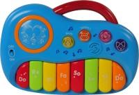 Magic Pitara Play & Learn Piano (Blue) (Blue)