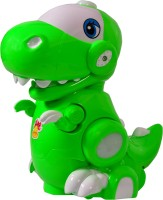 Mera Toy Shop B/O Cartoon Dino 235 (Multicolor)
