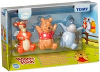 Tomy T Pooh Figures Pack (Multicolor)