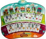 Hamleys Musical Instruments & Toys Hamleys Touch and Learn Playmat