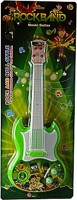 Turban Toys Battery Operated Ben10 Rockband Music Guitar With Light And Music`` (Green, White)