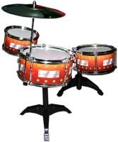 DEALJET Jazz Drum For Kids (Red)
