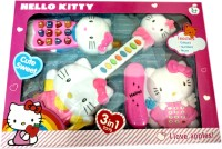 CANDY STORE Candy Hello Kitty (Pink, White, Yellow)