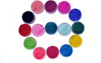 Velvetty Nail Art Powder (Velvetty Special 15 Colours Velvet Nail Art Powder)