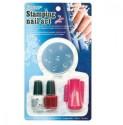 Konad Stamping Nail Art Set - D - White