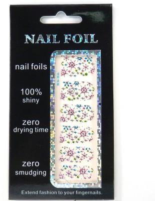 SPM Nail Arts SPM New Nail Art elegant Foil Sticker kit