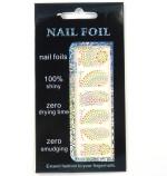 SPM Nail Arts SPM New Nail Art sticker Foil Sticker kit
