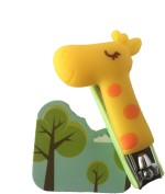 Bellazaara Nail Clippers & Cutters Bellazaara Girrafe Yellow Animal Nail Cutters / Clippers