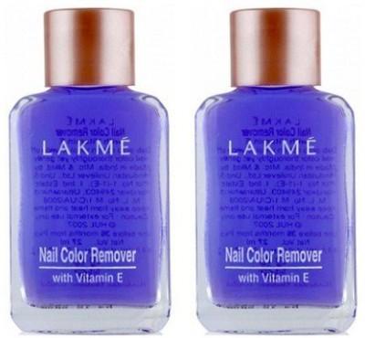 3 Off On Lakme Nail Color Remover On Flipkart Paisawapas Com