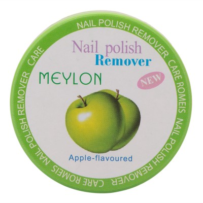 meylon paris Nail Paint Removers meylon paris nail polish remover apple