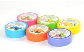 Leysha Fruit Flavour Natural Wet Wipes Nail Paint Remover