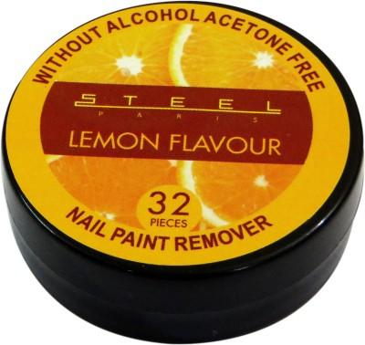 Steel Paris Nail Paint Removers Steel Paris Lemon Nail Polish Remover