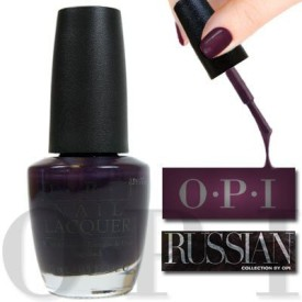OPI Nail Lacquer, Siberian Nights 15 ml