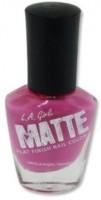 L.A. Girl Matte Flat Finish 14 Ml (Matte Lilac Nl 540)