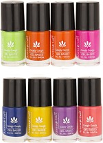 Aroma Care Nail Polishes 01 03