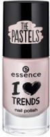 Essence I Love Trends Nail Polish The Pastels 08 Do Nuts,53214 8 Ml (Baby Brown)
