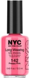 N.Y.C. Long Wearing Nail Enamle Preppy Pink 823D05840 142 ml