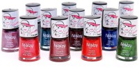 Foolzy Pack Of 12 Magic Nail Polish Paint 72 Ml (12 Magic Shades)