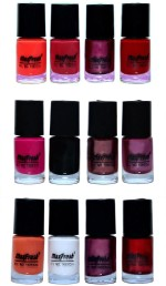 Max Fresh Nail Polishes 210