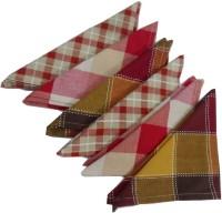 Snuggle Multicolor Set Of 6 Napkins - NAPE7GP348YZH8TG