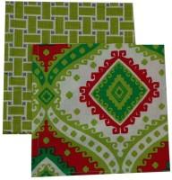 Adt Saral Modern Print Set Of 2 Cloth Napkins (Multicolor) - NAPE4ES9HUWHUAX7