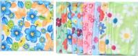 Amazefab Multicolor Set Of 12 Napkins