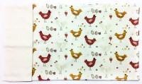 Barkat Deccan Mood Kitchen Towels Set Of 2 Cloth Napkins (Multicolor)