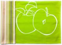 Barkat Deccan Mood Kitchen Towels Set Of 2 Cloth Napkins (Green) - NAPE68HHBVKSRZAE