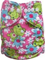 Naughty Baby Cloth Diaper With Insert