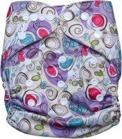 Offspring Cloth Diaper With Insert - NPYE87GTGE8ANTH7