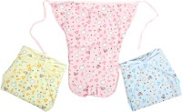 Baby Bucket Soft Cotton Nappy Set