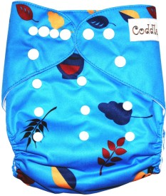 Coddle Pocket Cloth Diaper Plus A Microfiber Insert, Christmas Special!!