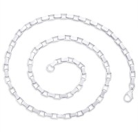 Peora Macho Box Stainless Steel Chain
