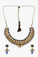 Sia Art Jewellery Copper Plated Alloy Necklace Set