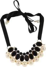 Art Of jewels Monochrome Alloy Necklace