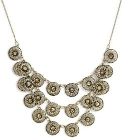 The Pari Alloy Necklace