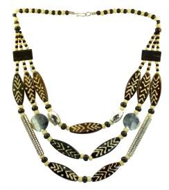 Suvini Acrylic Necklace