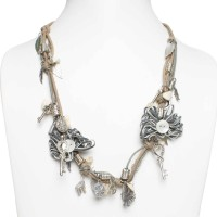 ChicKraft Chickraft Cotton Dori, Alloy, Metal Necklace