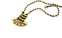 Art Godaam Dhokra Brass Necklace